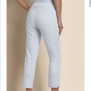 Soft Surroundings   Super Stretch Capri Pants